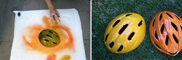 Geek Helmet Chic Step3