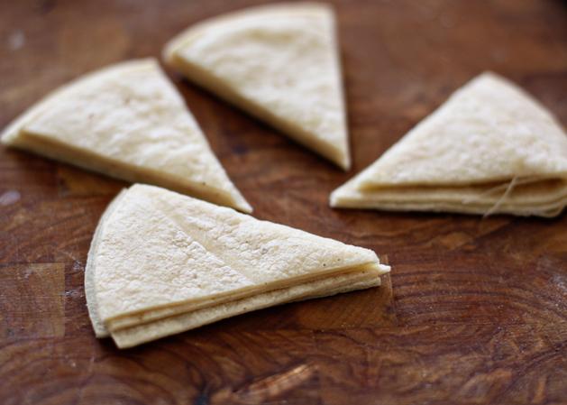 Tortillachips Cutintochips