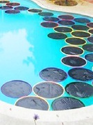 Weekend Project Lily Pad Pool Warmers Make