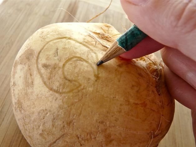 Turnip Lantern 5