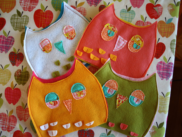 Owl Tea Cozy Step9