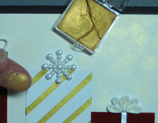 Christmaspackagescard Step13