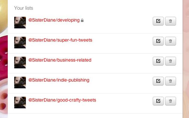 Diane Twittertools 3