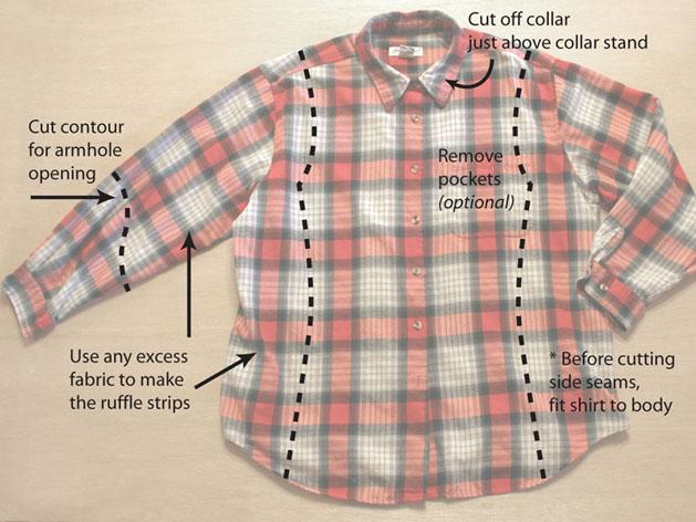 Lumberjack Step1