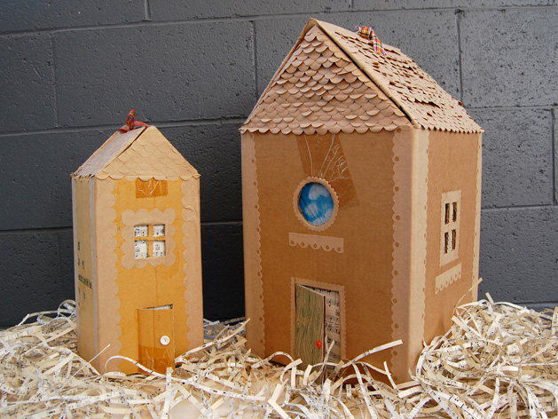 Gingerboard Houses Mp