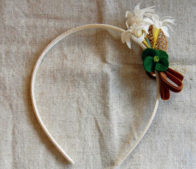 Stpattys Headband