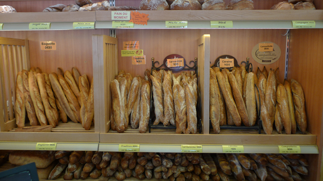 Bled Frenchbread