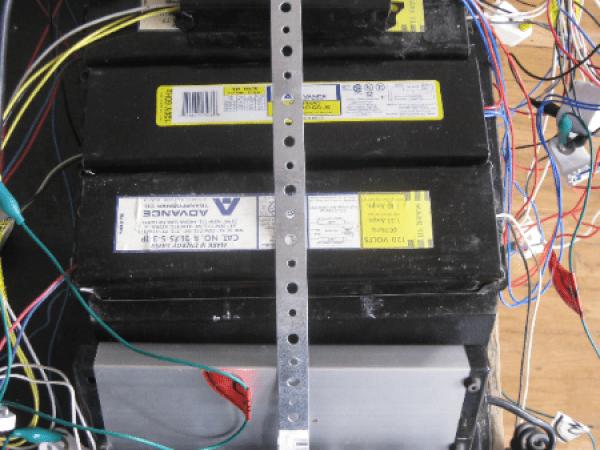 Car-B-Gone power array (prototype)