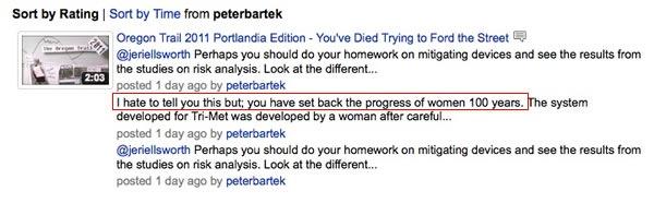 Comments Peterbartek