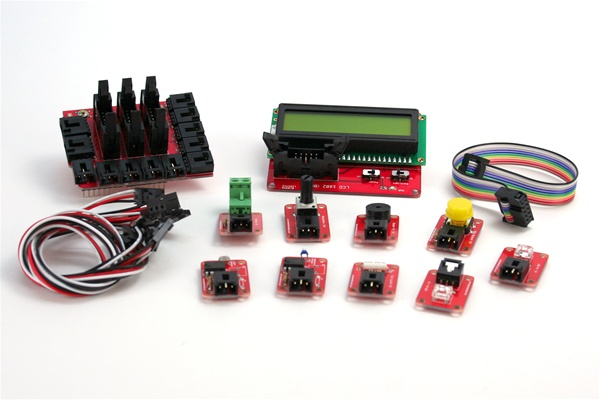 Electronic Brick Starter Kit