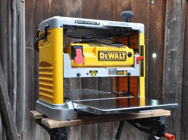 Tool Review: DeWalt DW734 12-1/2