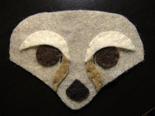 HowTo Sew Small Felt Details and Faces  Make