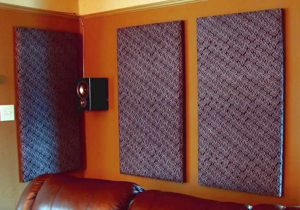 How-To: Low Cost Acoustic Wall Panels | Make: