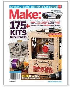 Make: Ultimate Kit Guide