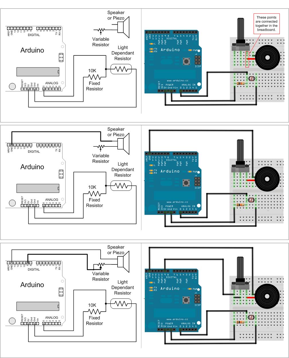 Breadboard Circuit Drawing Diagram - Enthusiast Wiring Diagrams •