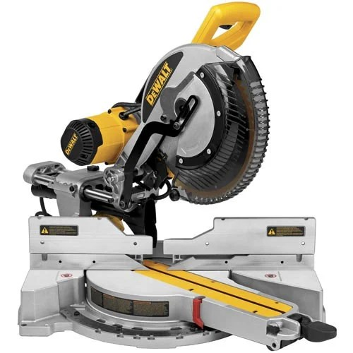 Tool review dewalt dws780 sliding miter saw make dewalts dws780 saw greentooth Image collections