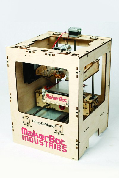 Makerbot Thing-O-Matic build documentation