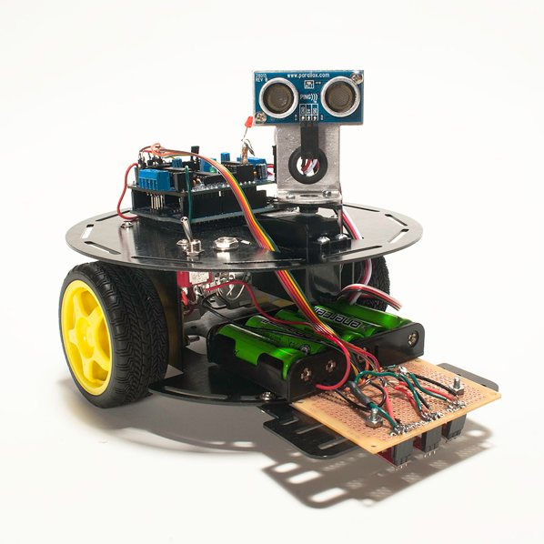 Arduino Controlled Robots Webcast With Author Michael