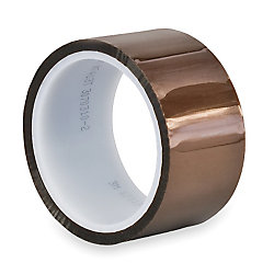 """Kapton, or """"Polyimide,"""" tape use in 3D printing."""