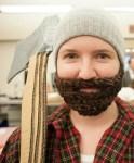 crochet beard