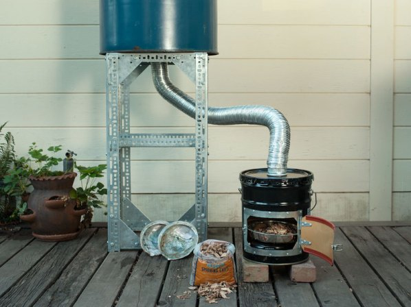 make 32 nellie bly smoker cold smoke setup