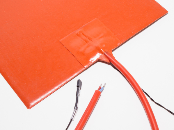 QU-BD Silicone Heater