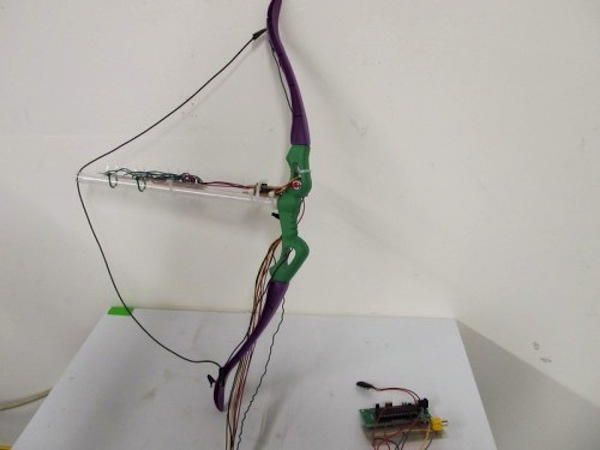 Virtual-Archery-ECE-4760-Final-Project