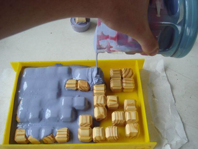 tetris ice cubes positives