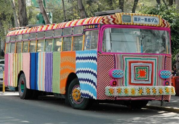 bus by Cesar Ortega