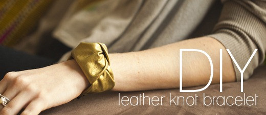 DIY-Leather-Knot-Bracelet-1