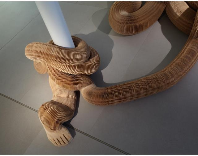 hongbo flex paper leg