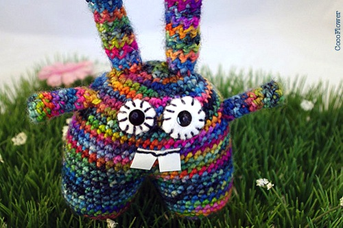 rainbow_wool_bunny_flickr_roundup