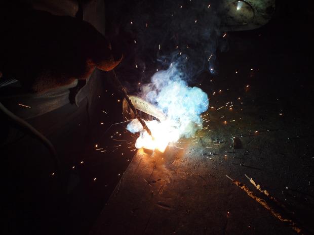 hackett welding