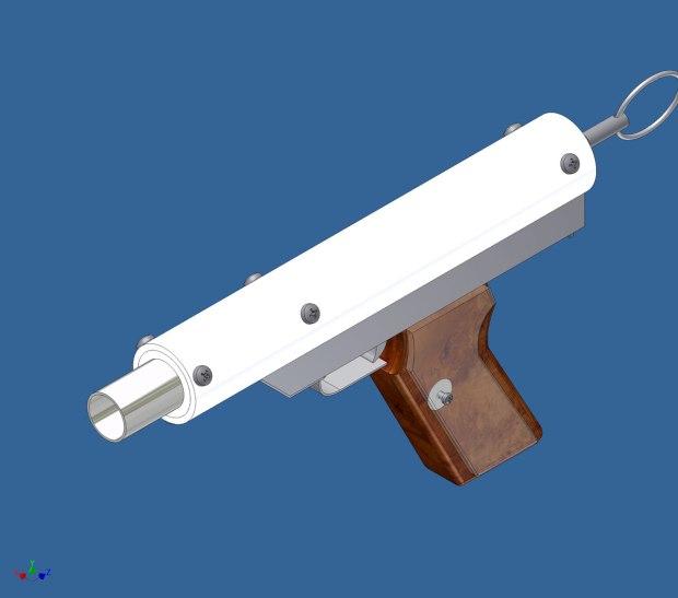 Nerf Gun Exterior