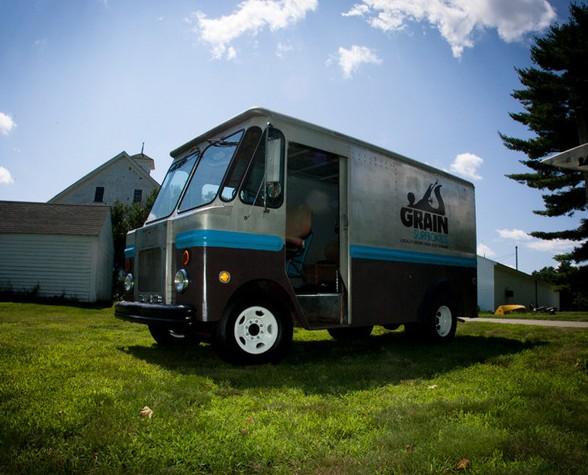 grain surfboards truck