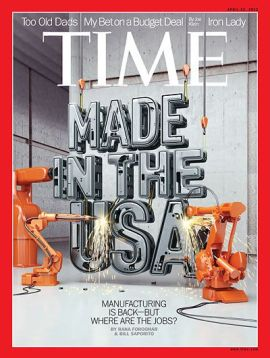 Time Magazine Cover Story