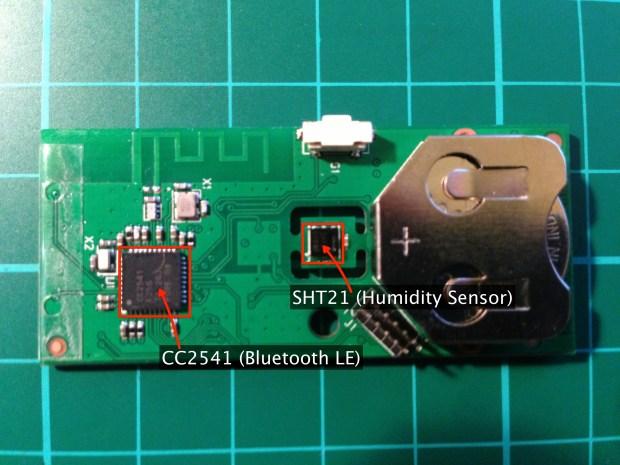 SensorTag Rear