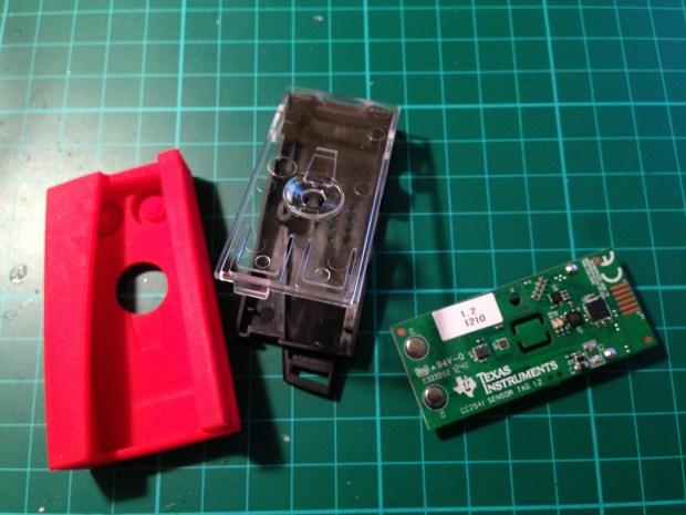 Unwrapping the TI SensorTag