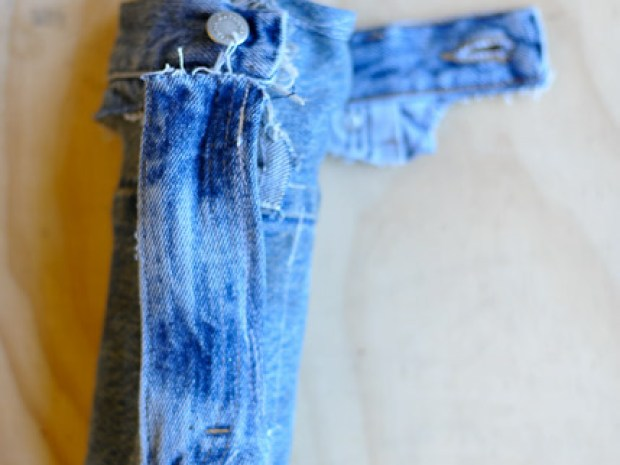 123 — Give Old Work Jeans New Legs