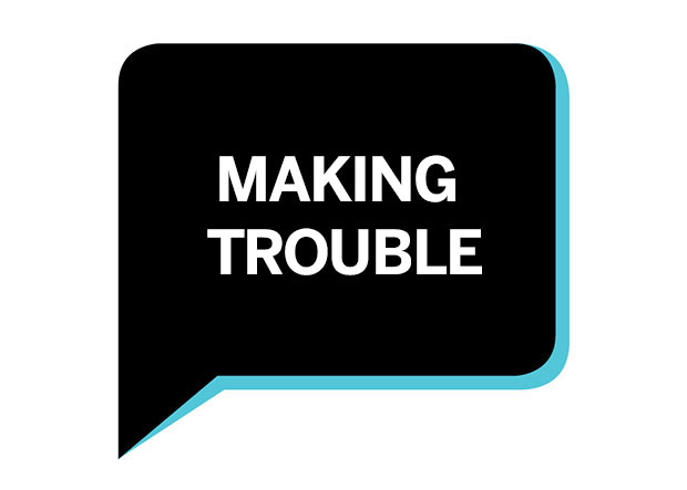 making-trouble-column-icon
