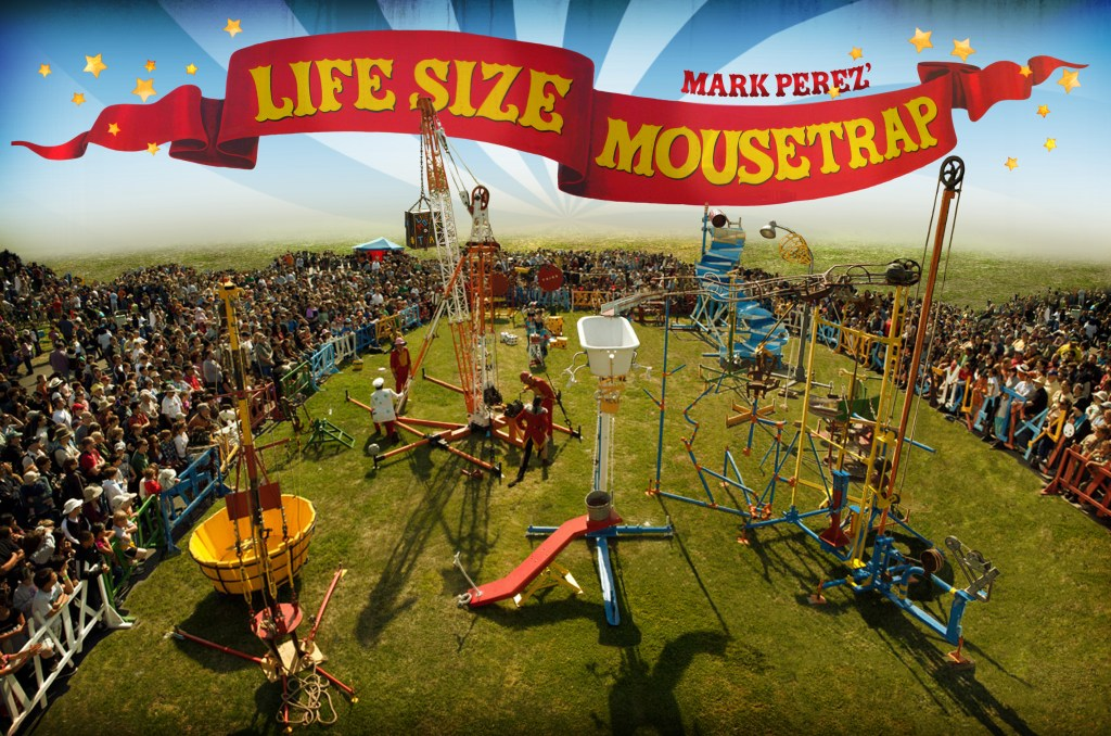 mousetrap primo promo