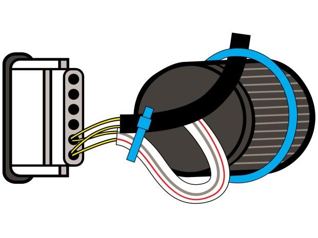 123 — Rear-View Power Socket