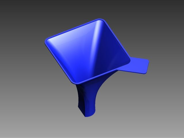 airflow funnel available via Azavy