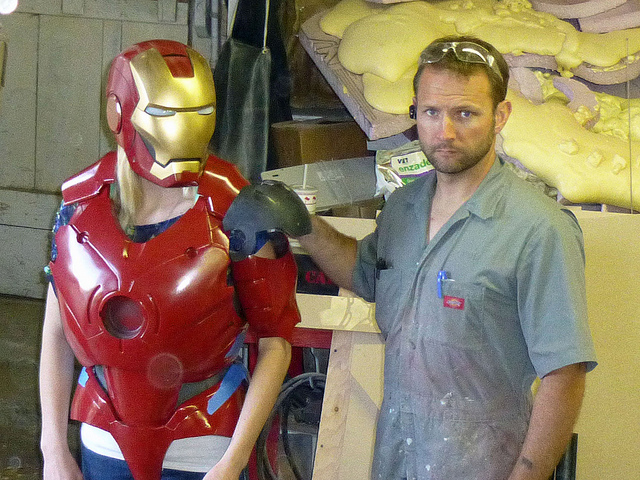 thorsson iron man test fit