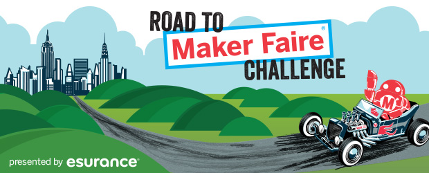 Road to Maker Faire Challenge New York