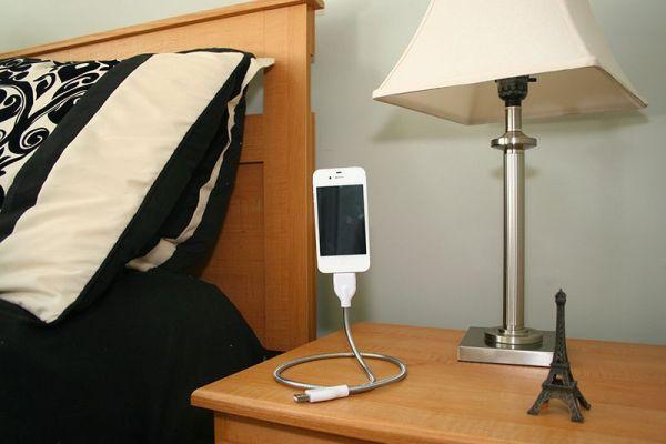 Flexible iPod Dock
