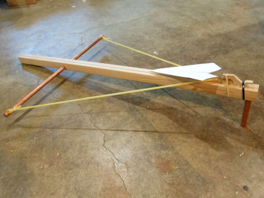 richard osgood paper airplane crossbow