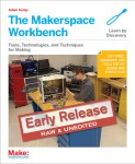 The Makerspace Workbench cover