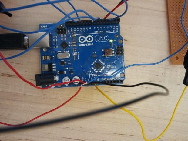 Arduino workshop image
