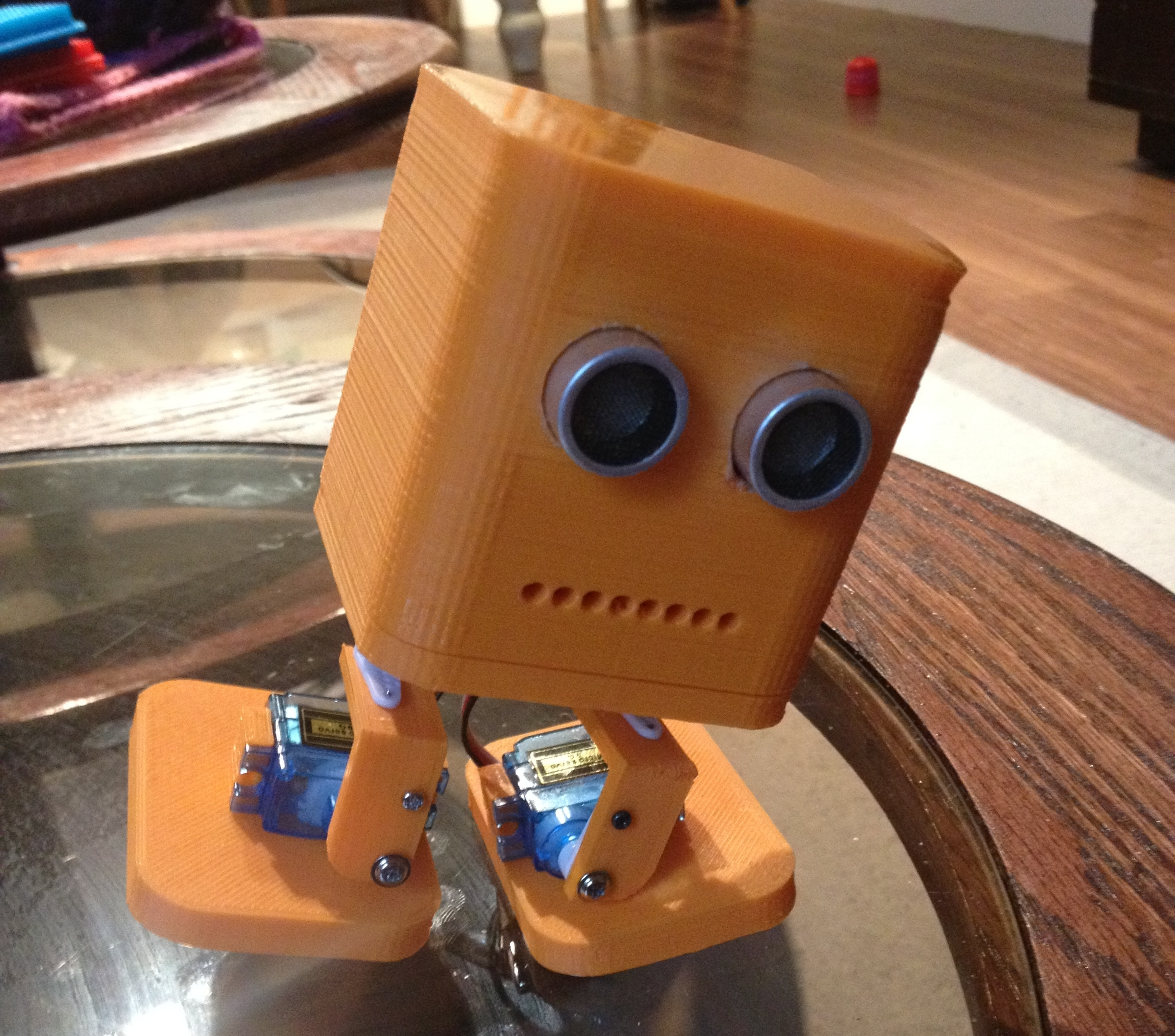 how to make own robot